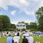 Big Sky Wedding at Boxwood